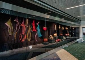 Image: EMF Shield Artwork at the Port of Portland