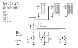 Rickenbacker Pickup Wiring | Wiring Diagram | Article Review