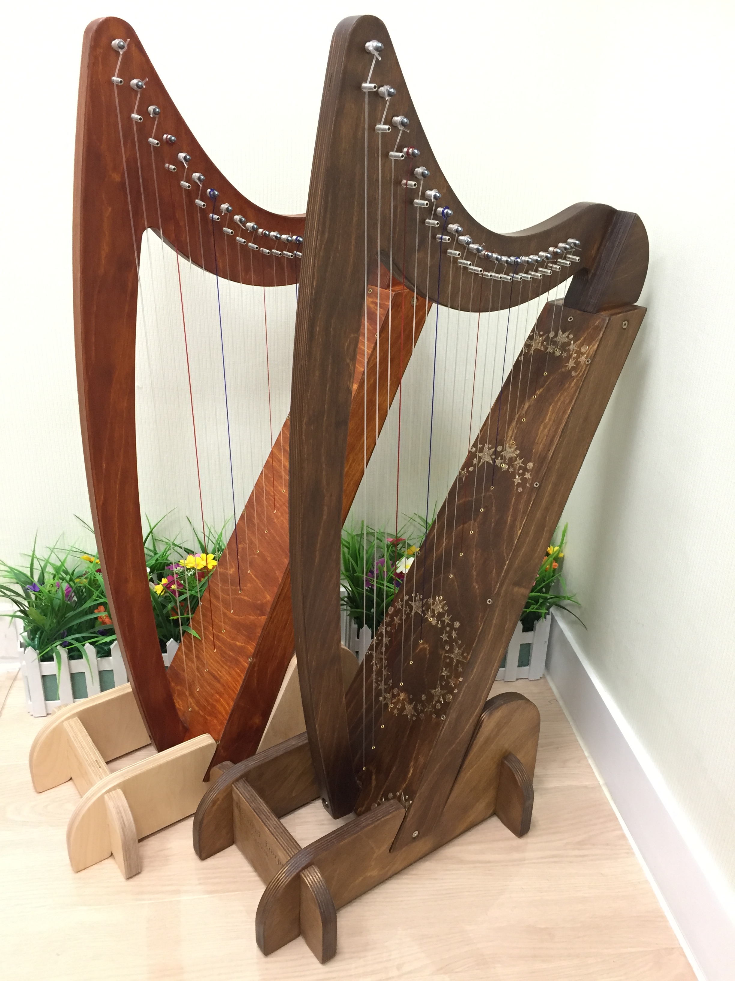 New Harp Arrival 最新豎琴貨品 – Harmonie Harp Music 香港豎琴藝術中心