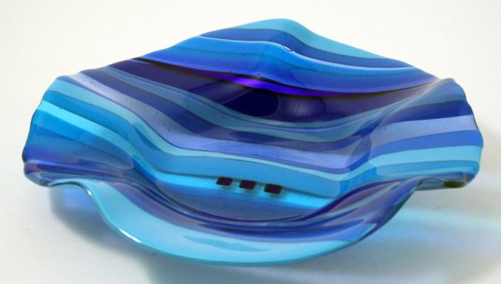 Small rippled dish