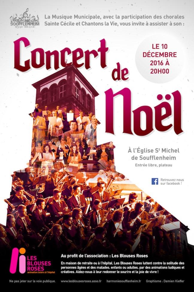 Concert de Noël – 10 décembre 2016
