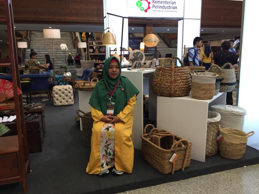 PT. Harmoni Kreasi @Kriya Nusa Exhibition 2018