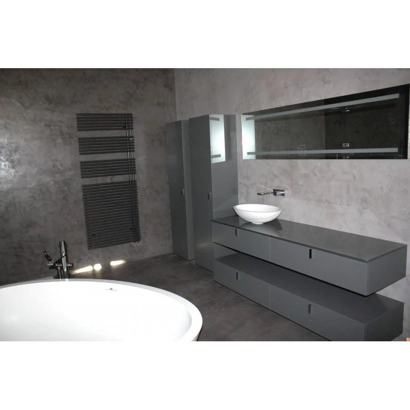 salle de bain beton. Black Bedroom Furniture Sets. Home Design Ideas