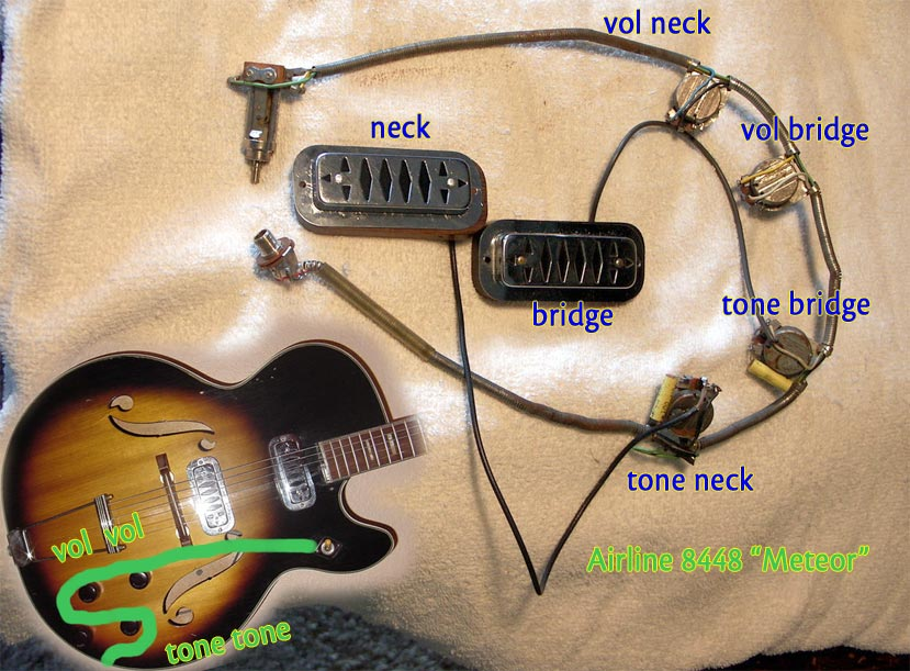 Magnificent Harmony Guitar Wiring Diagram Basic Electronics Wiring Diagram Wiring 101 Orsalhahutechinfo