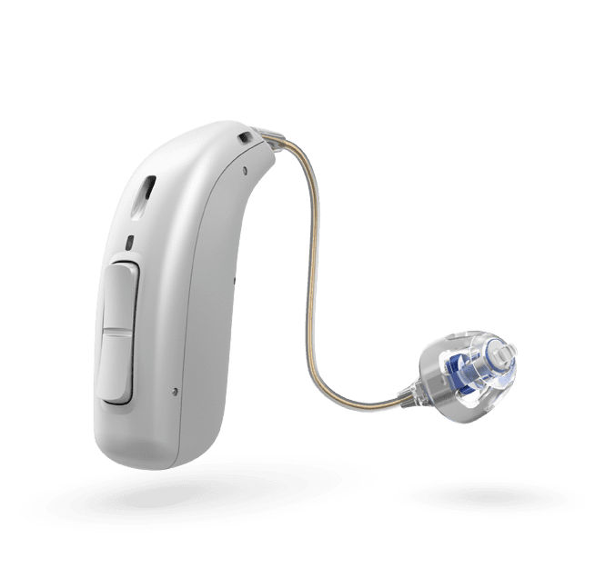 Opn S miniRITE-R rechargeable hearing aids