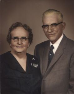 Roy T. and Susie Denman