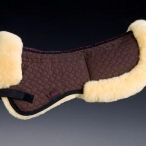 Horsedream fårskinnsprodukter 5181721 Christ Half Pad Ultra - Horsedream