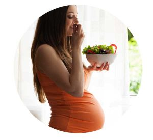 healthy pregnancy superfoods