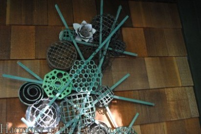 Freeland Tanner-Garden Designer-Napa-Garden Decor-Bespoke Garden Decor-garden temple-garden outbuilding-garden art-watering cans-garden hose art-Antique frog art