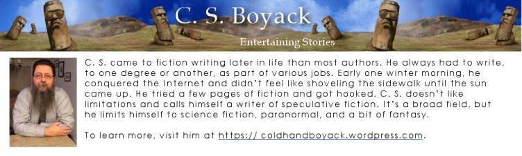 Bio Box for Craig Boyack