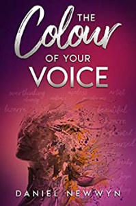 Book cover of The Color of Your Voice by Daniel Newwyn