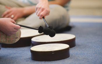 Connecting Through Music Therapy