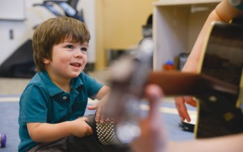 Early Childhood: The importance of singing with your children