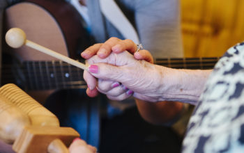 Music Therapy Success Stories: Procedural Support for an Adult with Brain Injury