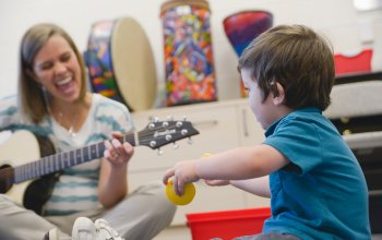 A Picture of Music Therapy