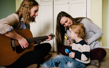 Following Directions: How Music Can Help Your Child Hear & Understand