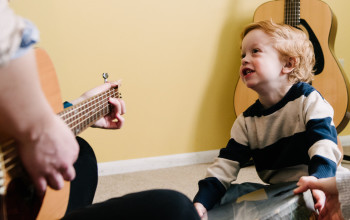 Getting the Words Out: Using Music to Develop Speech