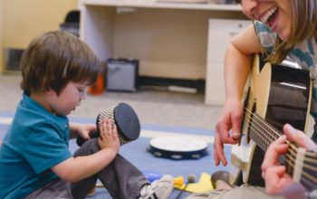 Music Therapy in Early Intervention: Case Study with a 2 Year old Boy with Seizures