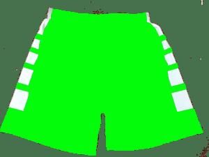 Green Harmony Workhorse Shorts