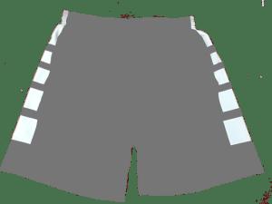 Grey Harmony Workhorse Shorts