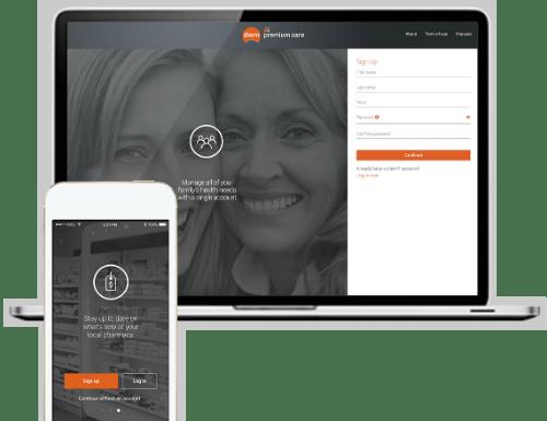 Download the Diem Premium Care Pharmacy App!