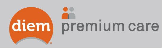 Diem Premium Care Logo