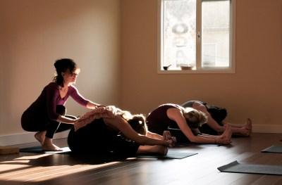 Corporate & Private Yoga