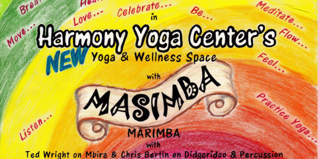 Harmony Yoga and Wellness Center's Grand Opening Party