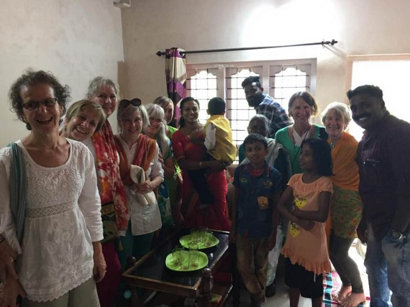 Debs India Blog - 2018 Nov 25 - Anthonys Family - Full of Love