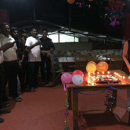 Debs India Blog - 2019 Nov 10 - Judy's Birthday