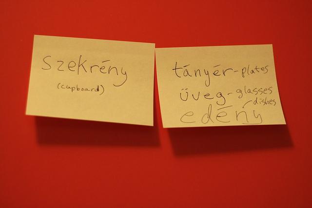Attempts at Hungarian