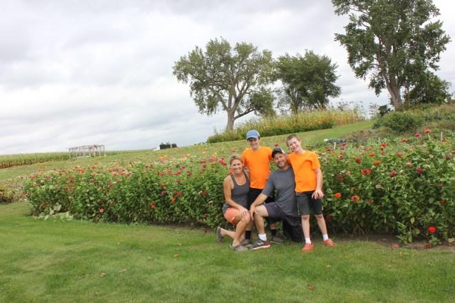Harner Family 9-19