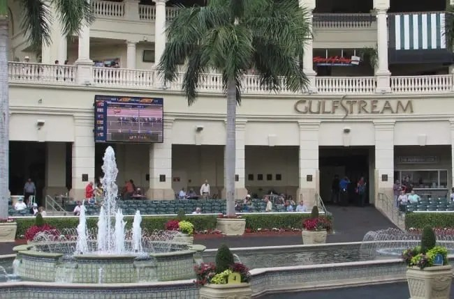If Frank Stronach has his way, next January, Gulfstream Park could become home to the richest horse race in the world, the      $12 million Pegasus World Cup | Dave Briggs