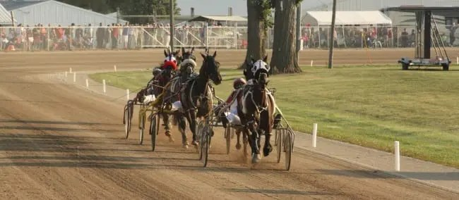 The Darke County Fair in Greensville, OH, features some of the best fair racing in the state | Jay Wolf
