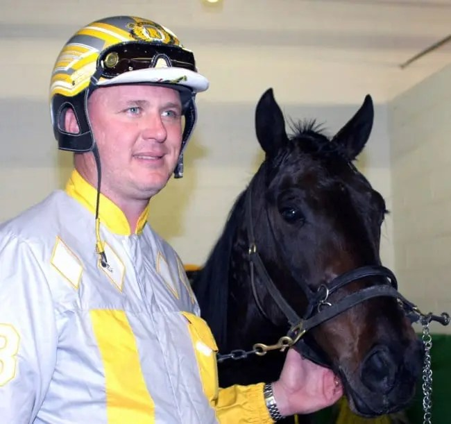 Trainer Ron Burke has maintained his torrid pace from a year ago. Saturday night in Charlotettown his star pacer Foiled Again will try to win the prestigious Gold Cup and Saucer. | Mike Lizzi