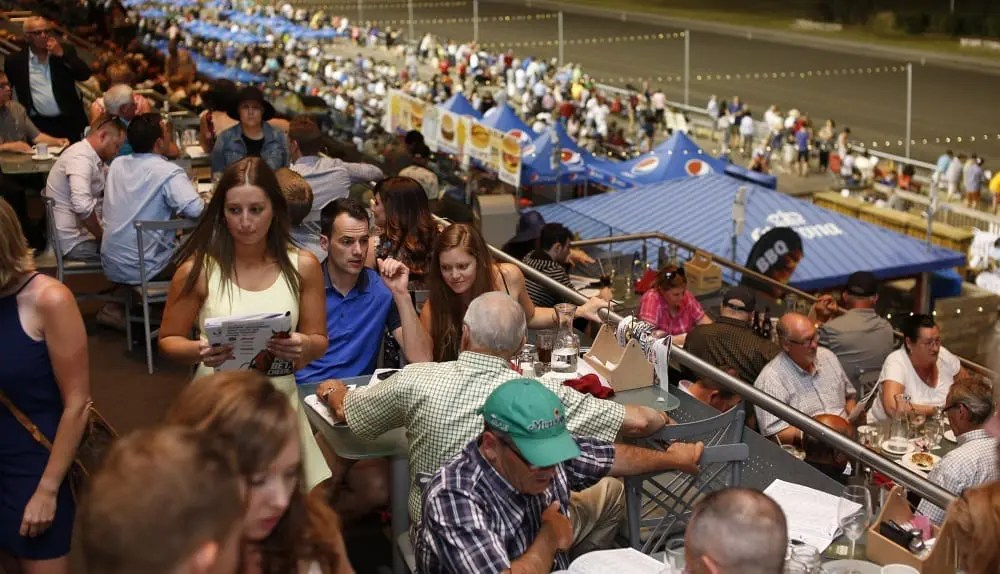 Pepsi North America Cup Night normally draws the biggest crowd of the year at Mohawk. Will a first-time admission fee of $10 impact attendance this year | Dave Landry