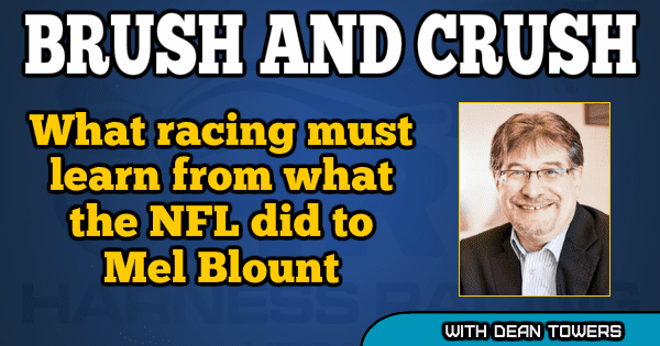 What racing must learn from what the NFL did to Mel Blount