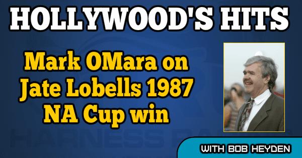 Mark O'Mara on Jate Lobell's 1987 NA Cup win