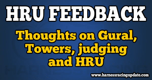 Thoughts on Gural, Towers, judging and HRU