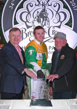 34th Breeders Crown -October 28, 2017 - Night Two at Hoosier Park in Anderson, Indiana. Photo: Claus Andersen