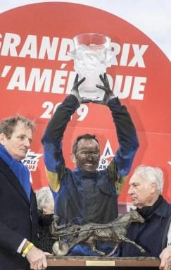 Mia Törnberg / Sulkysport | Bazire has dominated the Paris winter meeting and now is Prix d'Amerique champion.