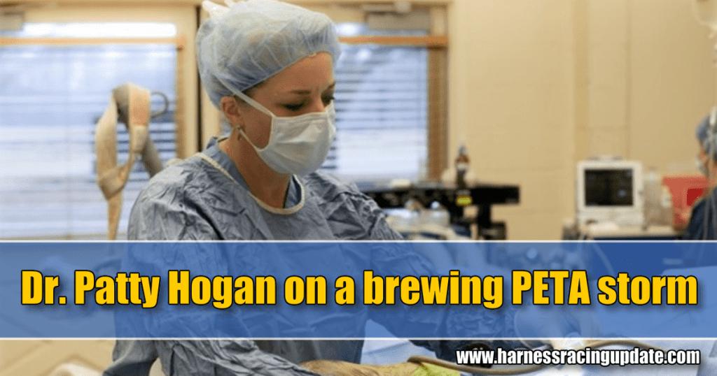 Dr. Patty Hogan on a brewing PETA storm