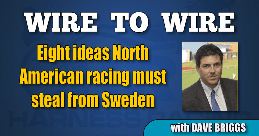Eight ideas North American racing must steal from Sweden