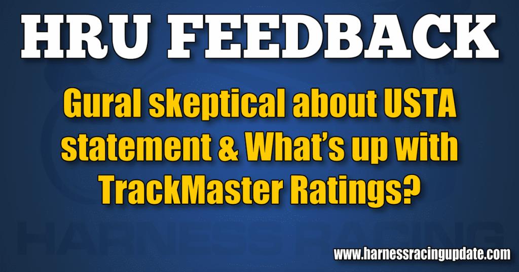 Gural skeptical about USTA statement