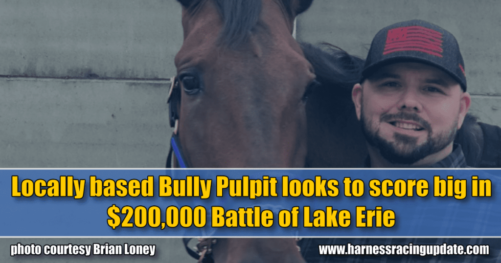 Locally based Bully Pulpit looks to score big in $200,000 Battle of Lake Erie