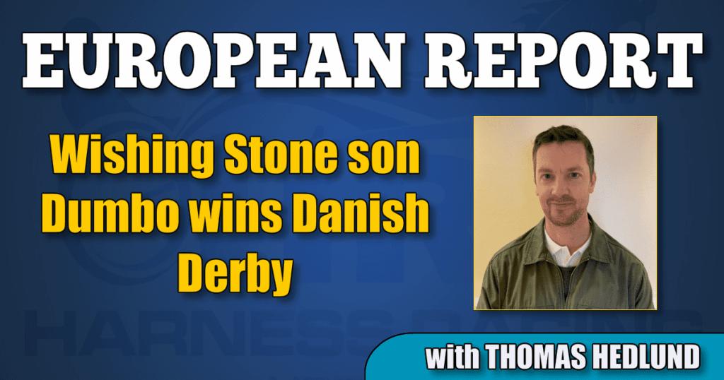 Wishing Stone son Dumbo wins Danish Derby