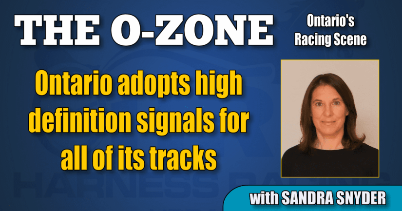 Ontario adopts high definition signals for all of its tracks