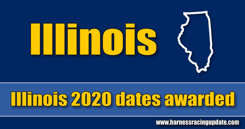 Illinois 2020 dates awarded
