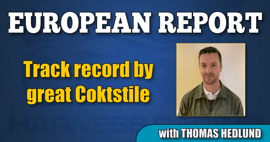 Track record by great Coktstile