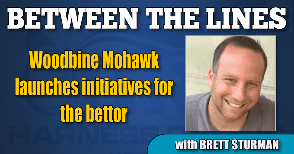 Woodbine Mohawk launches initiatives for the bettor